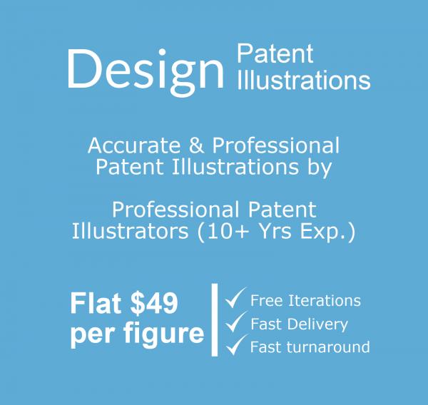 Design Patent Illustrations PPI