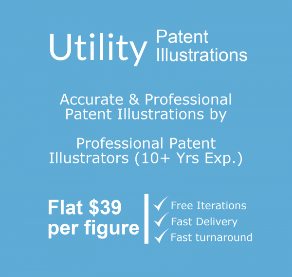 Utility Patent Illustrations PPI