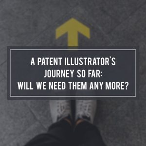 A patent illustrator's journey so far
