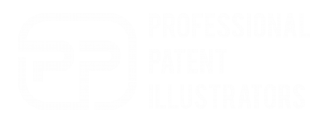 Professional Patent Illustrators Logo