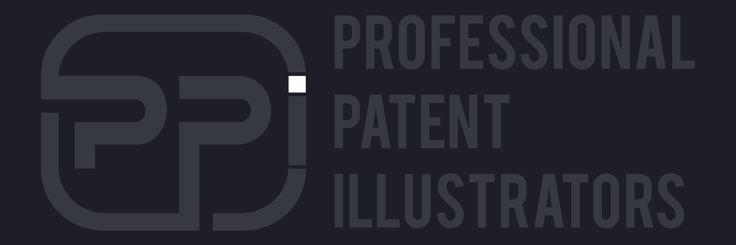 Professional Patent Illustrators Logo