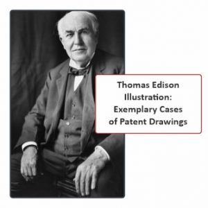 Thomas Edison Illustration