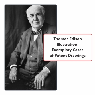 Thomas Edison Illustration