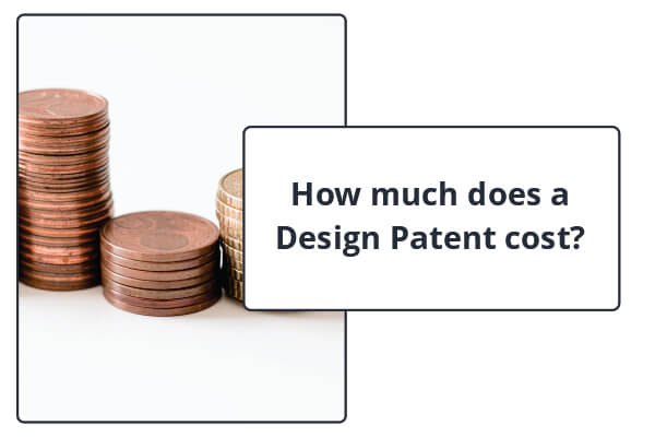 How much does a Design Patent cost